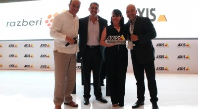 Razberi Technologies Awarded 2015 Technology Partner of the Year for CALA by Axis Communications