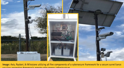 Solar Powered Surveillance? An Innovative Solution for Rugged, Remote Environments