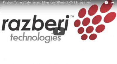 [Video] Razberi CameraDefense Cybersecurity Integration with Milestone XProtect VMS