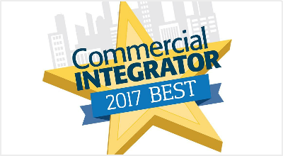 Razberi CameraDefense Cybersecurity Solution Wins 2017 Commercial Integrator BEST Award