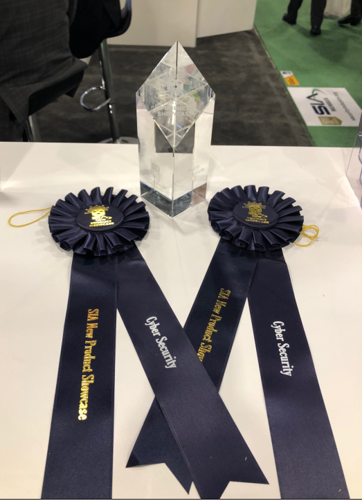 2019SIA New Product Showcase Winner ISC West