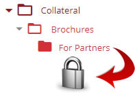 Login for Partner only documents